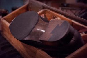 Fiddleback sole