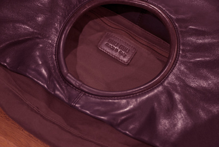 Bag lining repair