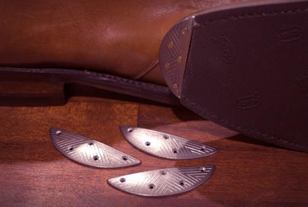 Lulu steel toe plates