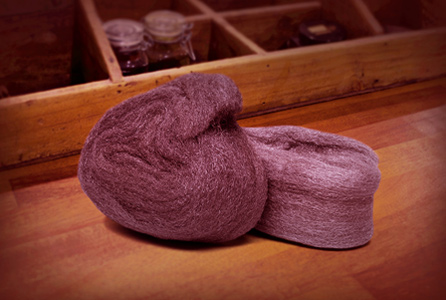 bituminous wool