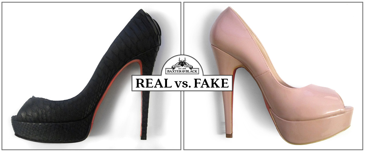 4fb3aa5b3ff Research the real shoes and compare the ones you need to authenticate…  quite often there will be small difference that will tell you they are fake.