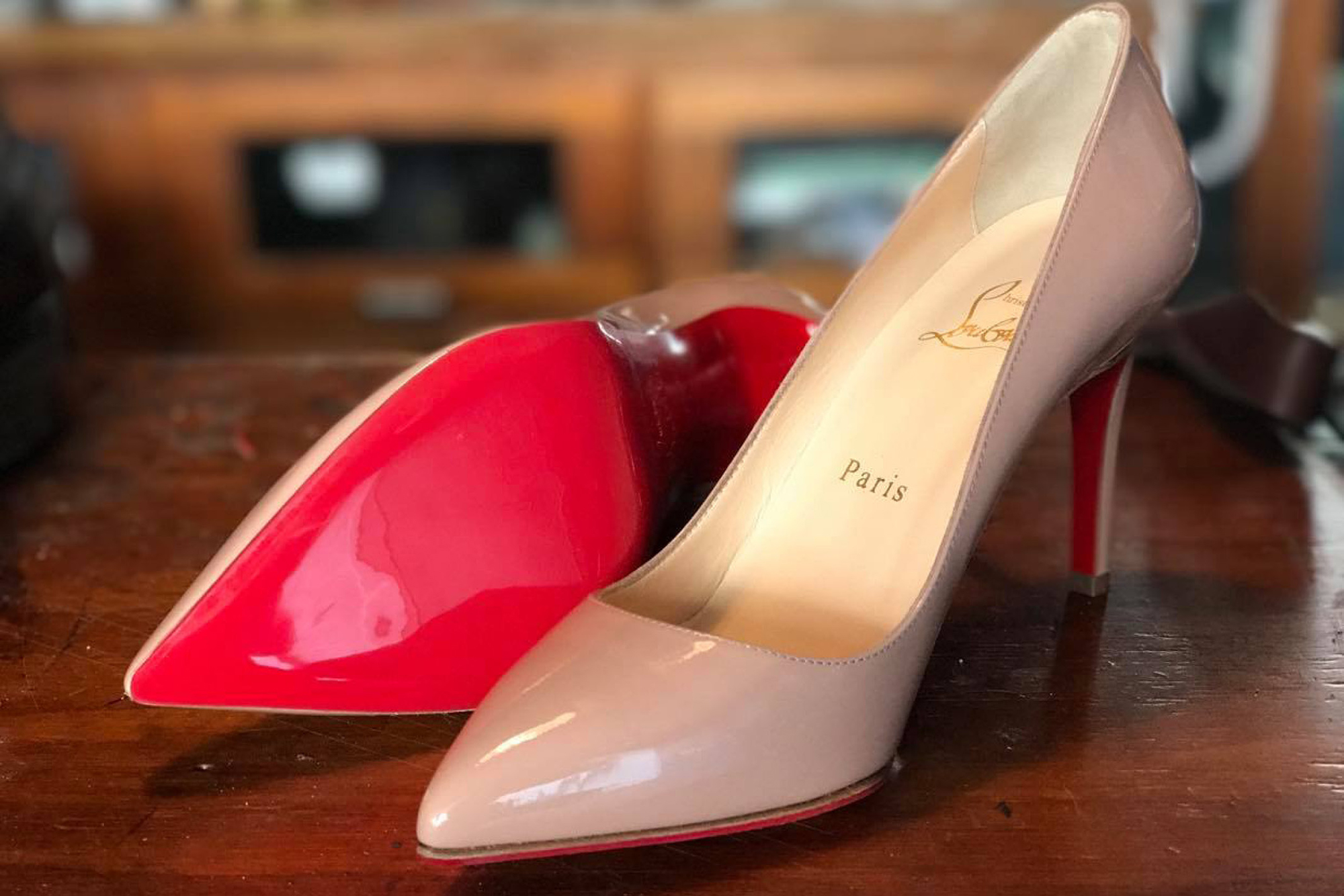 Christian Louboutin Red Soles | Stay