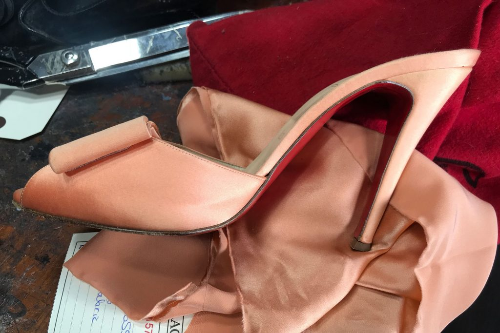 Christian Louboutin Heel Repair