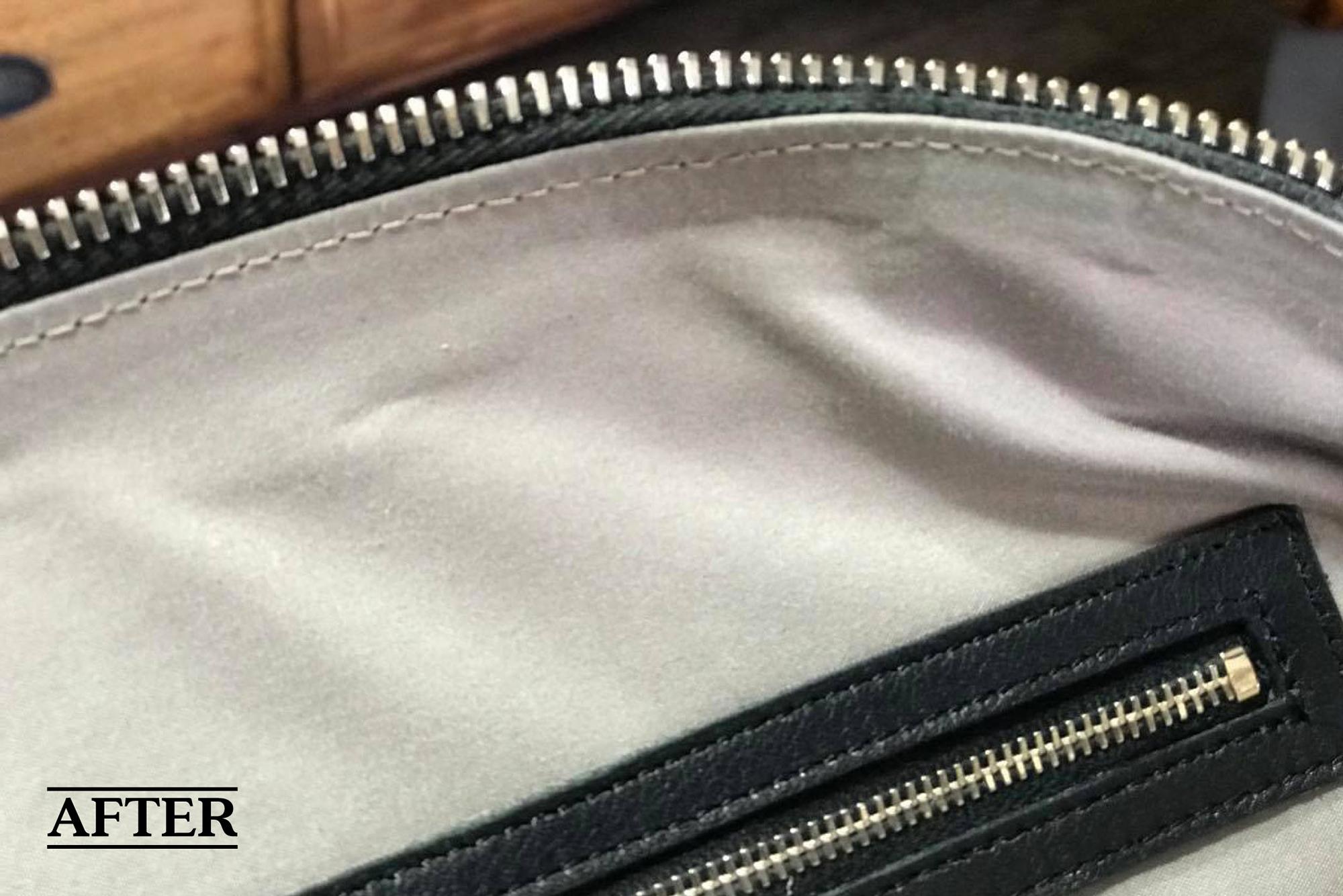 Designer handbag repair