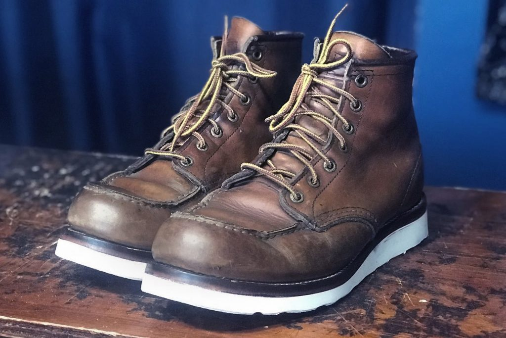 Red Wing Traction Tred