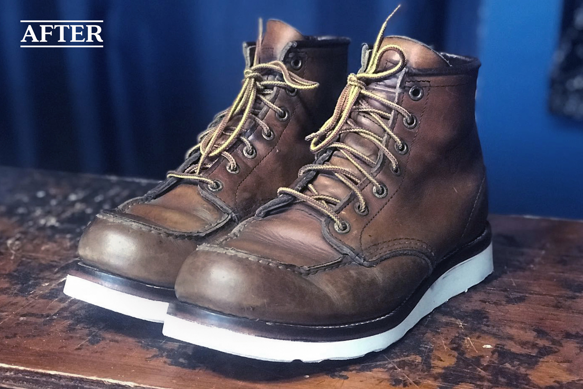 Red Wing-resole