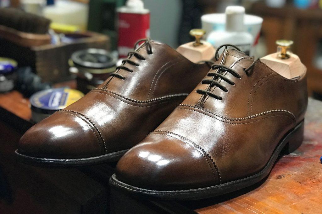 Saphir Shoe polish
