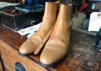 Shoe recolour