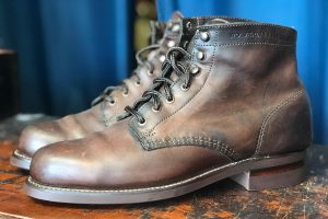 Wolverine Boot Resole