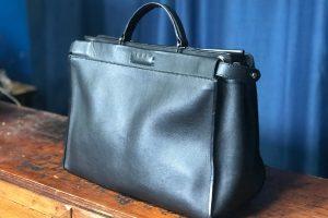 Fendi handbag repair and restoration
