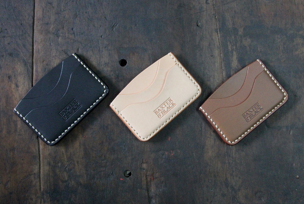 Leather-cardholder