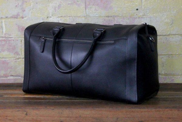Leather Executive Overnight Bag