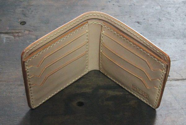 Leather-wallet-open