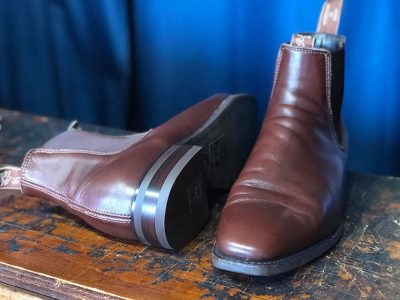RM Williams Style Heel