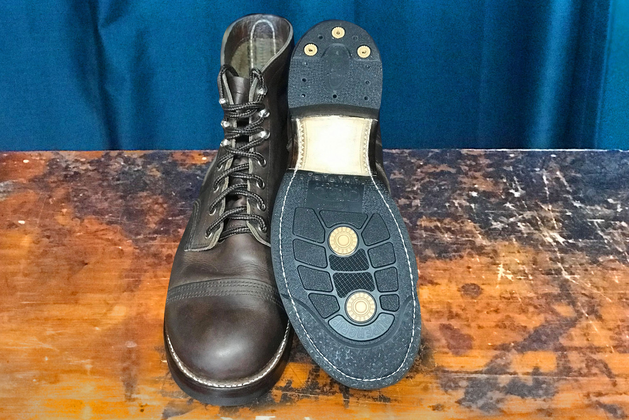 RedWing-Iron-Ranger-Dr-Sole-Washer-heel