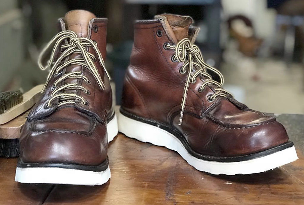 RedWing-sole