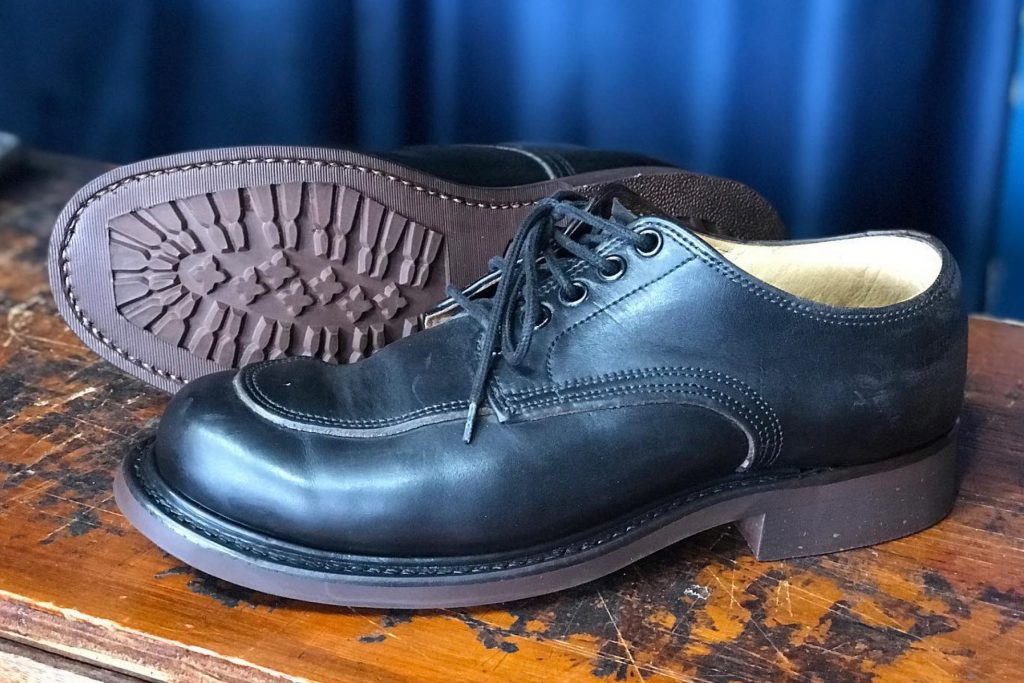 Role Club vintage shoe resole