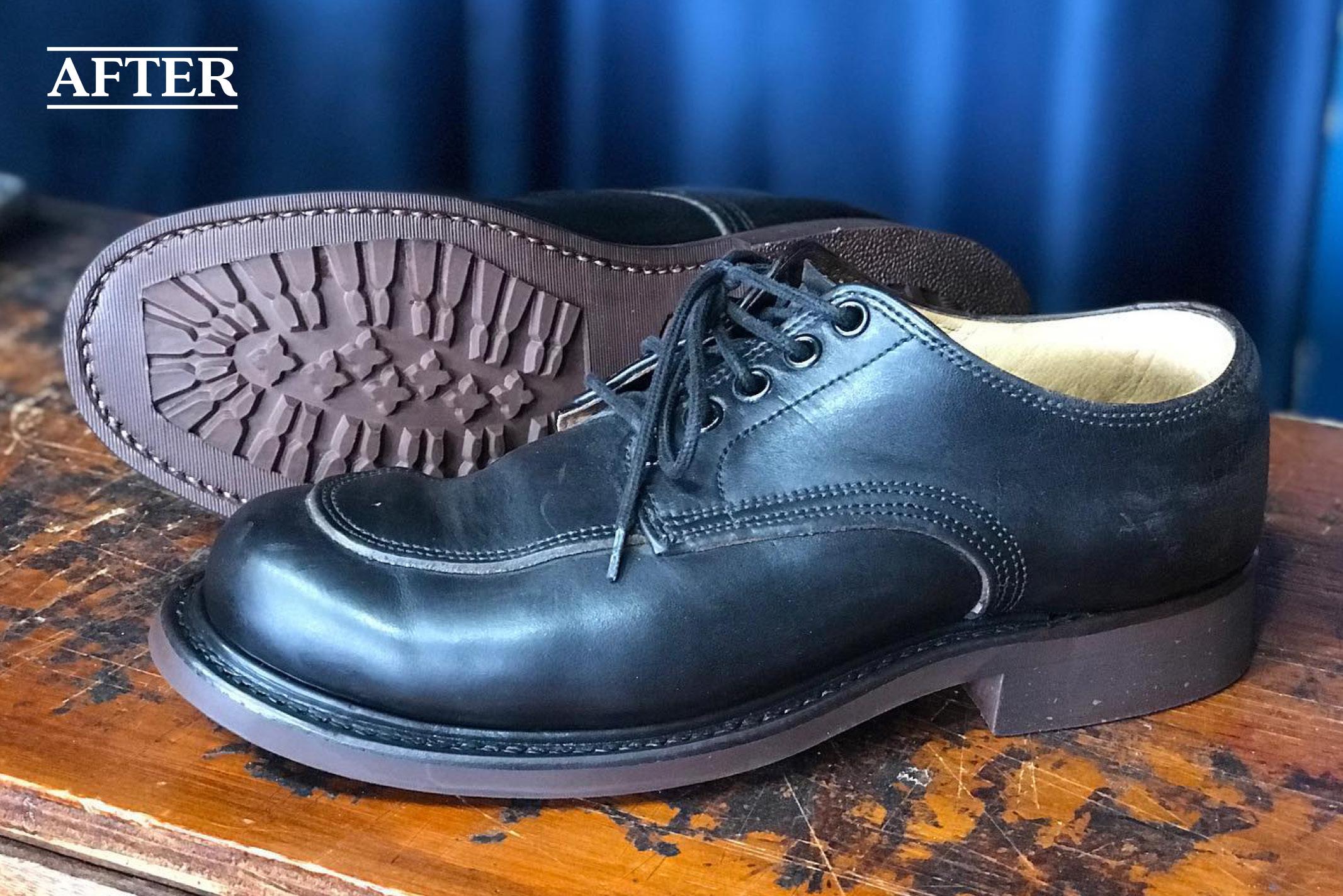 Vintage-shoe-resole-and-restoration