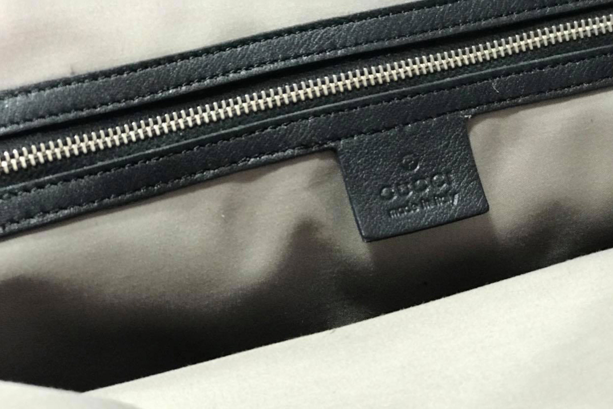 Designer handbag lining replacement