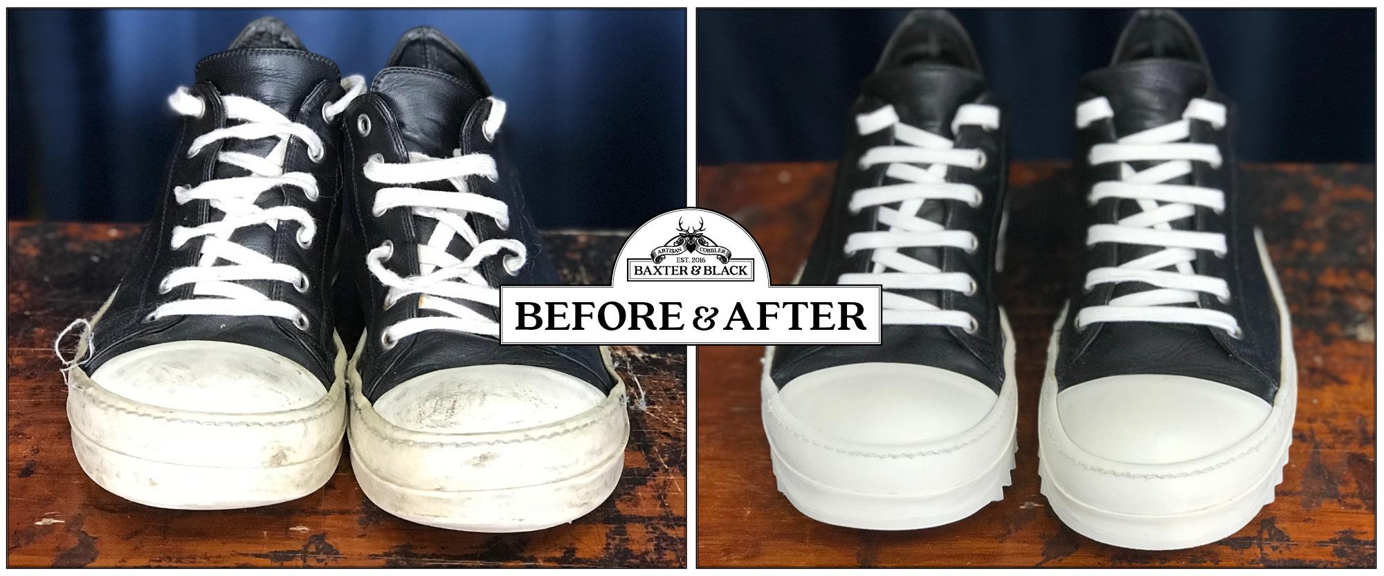 Rick Owens Shoe Resole