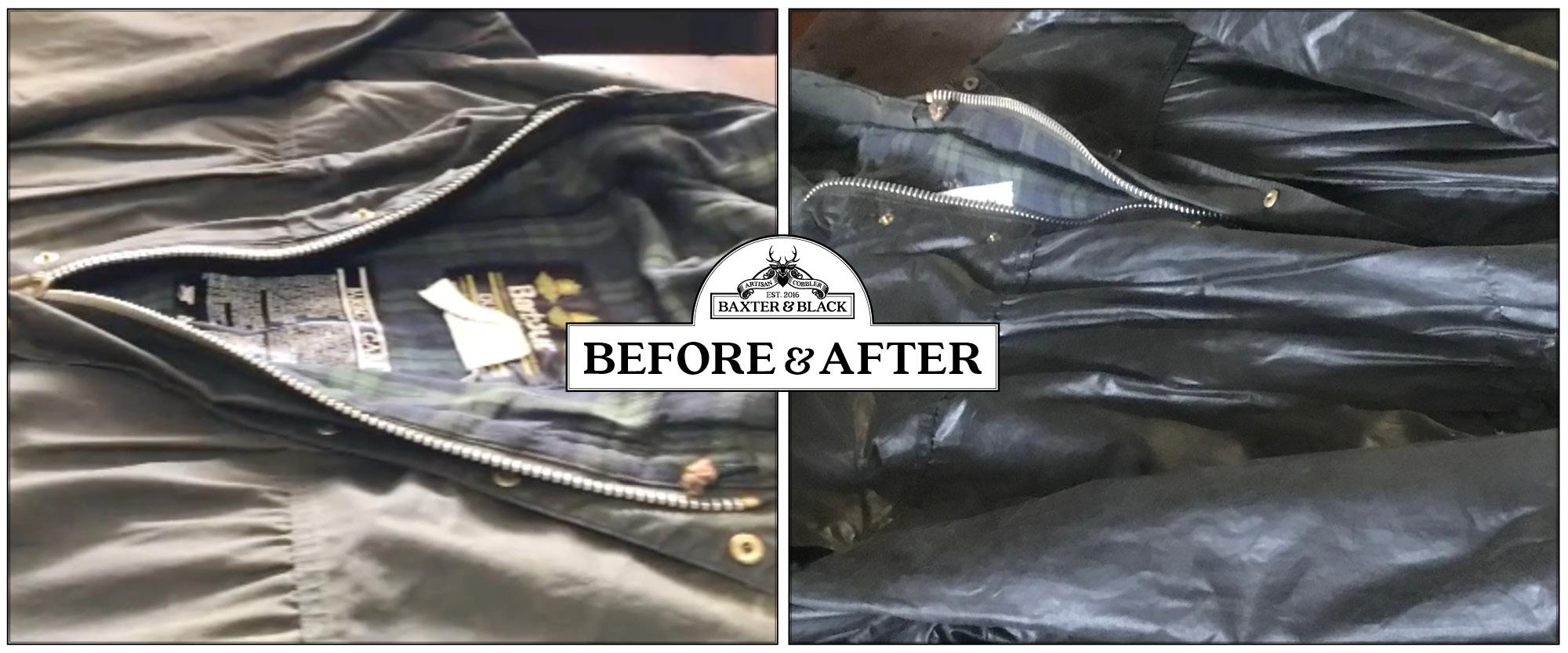 Rewaxing-a-jacket
