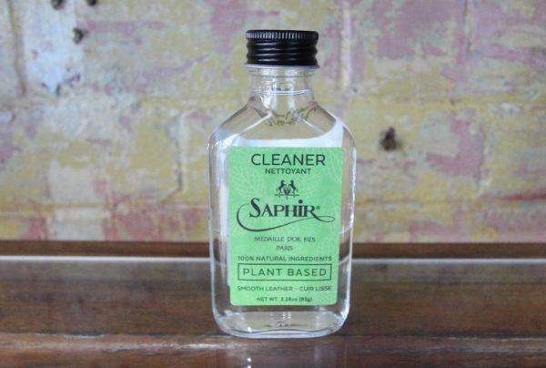 Saphir plant-based cleaner