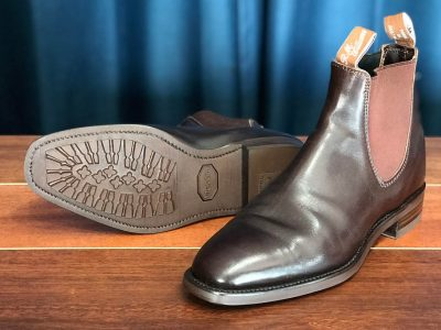 RM Williams Vibram Resole