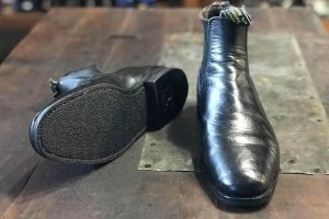RM Williams Rubber Resole and Heel Replacement